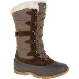 Kamik Snovalley2 Chaussures Femme, dark brown